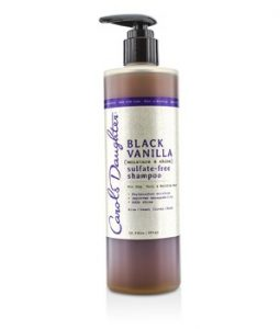 CAROL'S DAUGHTER BLACK VANILLA MOISTURE & SHINE SULFATE-FREE SHAMPOO (FOR DRY, DULL & BRITTLE HAIR) 355ML/12OZ