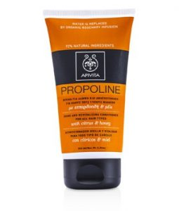 APIVITA SHINE & REVITALIZING CONDITIONER WITH CITRUS & HONEY (FOR ALL HAIR TYPES) 150ML/5.24OZ