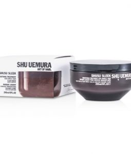 SHU UEMURA SHUSU SLEEK SMOOTHING TREATMENT MASQUE (FOR UNRULY HAIR) 200ML/6OZ
