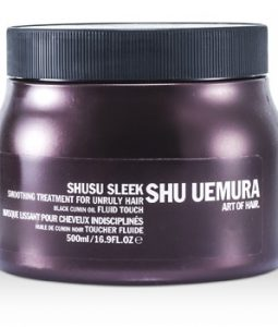 SHU UEMURA SHUSU SLEEK SMOOTHING TREATMENT MASQUE (FOR UNRULY HAIR) (SALON PRODUCT) 500ML/16.9OZ