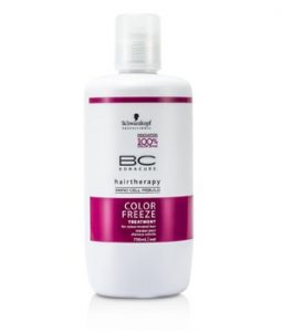SCHWARZKOPF BC COLOR FREEZE TREATMENT (FOR COLOUR-TREATED HAIR) 750ML/25OZ