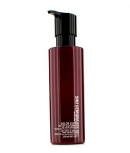 SHU UEMURA COLOR LUSTRE BRILLIANT GLAZE CONDITIONER (FOR COLOR-TREATED HAIR) 250ML/8OZ