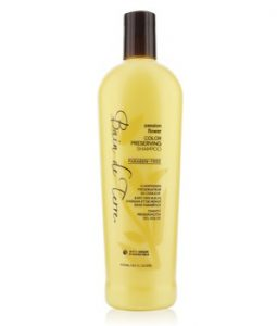 BAIN DE TERRE PASSION FLOWER COLOR PRESERVING SHAMPOO (FOR COLOR-TREATED HAIR) 400ML/13.5OZ