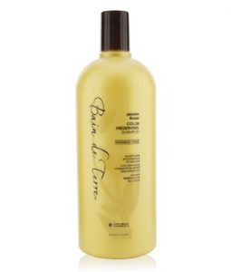BAIN DE TERRE PASSION FLOWER COLOR PRESERVING SHAMPOO (FOR COLOR-TREATED HAIR) 1000ML/33.8OZ