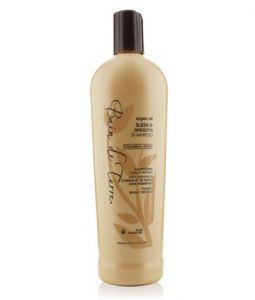 BAIN DE TERRE ARGAN OIL SLEEK & SMOOTH SHAMPOO (TAME UNRULY HAIR & REDUCE FRIZZ) 400ML/13.5OZ