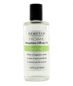 DEMETER ATMOSPHERE DIFFUSER OIL - GIN & TONIC 120ML/4OZ