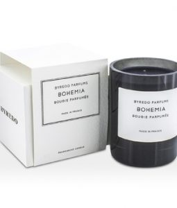 BYREDO FRAGRANCED CANDLE - BOHEMIA 240G/8.4OZ