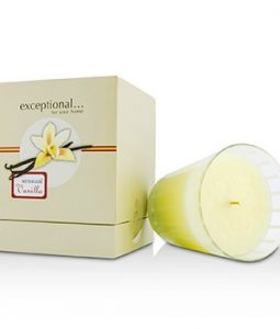 EXCEPTIONAL PARFUMS FRAGRANCE CANDLE - SENSUAL VANILLA 250G/8.8OZ