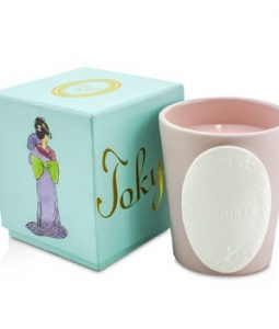 LADUREE LUCKY CHARMS SCENTED CANDLE - TOKYO (LIMITED EDITION) 220G/7.76OZ