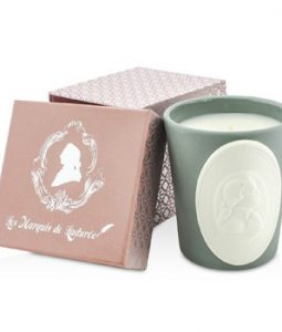 LADUREE LES MARQUIS SCENTED CANDLE - CEDRE (CEDAR, LIMITED EDITION) 220G/7.76OZ