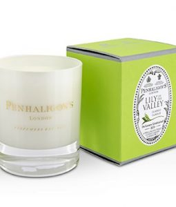 PENHALIGON'S CLASSIC CANDLE - LILY OF THE VALLEY 140G/4.9OZ