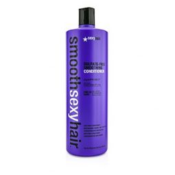 SEXY HAIR CONCEPTS SMOOTH SEXY HAIR SULFATE-FREE SMOOTHING CONDITIONER (ANTI-FRIZZ) 1000ML/33.8OZ