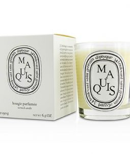 DIPTYQUE SCENTED CANDLE - MAQUIS 190G/6.5OZ