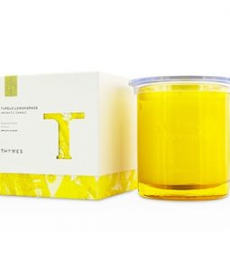THYMES AROMATIC CANDLE - TUPELO LEMONGRASS 284G/10OZ