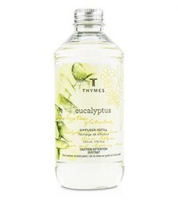 THYMES REED DIFFUSER REFILL - EUCALYPTUS 230ML/7.75OZ