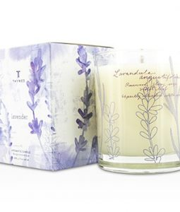 THYMES AROMATIC CANDLE - LAVENDER 255G/9OZ