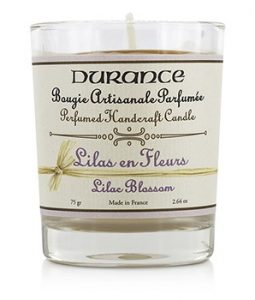 DURANCE PERFUMED HANDCRAFT CANDLE - LILAC BLOSSOM 75G/2.64OZ