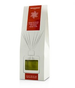 LAMPE BERGER CUBE SCENTED BOUQUET - ORANGE CINNAMON 125ML/4.2OZ