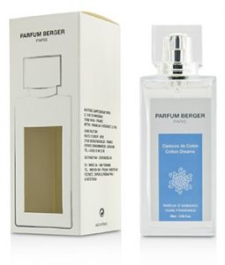 LAMPE BERGER HOME FRAGRANCE SPRAY - COTTON DREAMS 90ML/3OZ