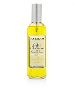 DURANCE HOME PERFUME SPRAY - CANDIED LEMON 100ML/3.4OZ