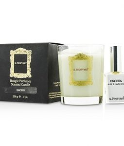 IL PROFVMO SCENTED CANDLE - ENCENS (WITH ROOM FRANGRANCE SPRAY 15ML/0.5OZ) 200G/7OZ