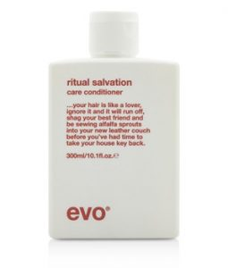 EVO RITUAL SALVATION CARE CONDITIONER (FOR COLOUR-TREATED, WEAK, BRITTLE HAIR) 300ML/10.1OZ