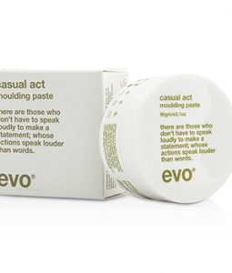 EVO CASUAL ACT MOULDING PASTE (FOR ALL HAIR TYPES, ESPECIALLY FINE HAIR) 90G/3.1OZ