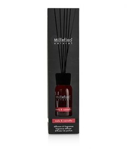 MILLEFIORI NATURAL FRAGRANCE DIFFUSER - MELA & CANNELLA 250ML/8.45OZ