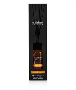 MILLEFIORI NATURAL FRAGRANCE DIFFUSER - MANGO & PAPAYA 250ML/8.45OZ