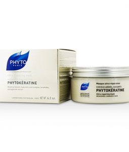 PHYTO PHYTOKERATINE ULTRA-REPAIRING MASK (FOR WEAKENED, DAMAGED HAIR) 200ML/6.2OZ