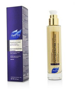 PHYTO PHYTOKERATINE EXTREME EXCEPTIONAL CREAM (ULTRA-DAMAGED, BRITTLE & DRY HAIR) 100ML/3.5OZ