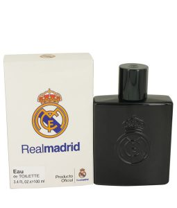 AIR VAL INTERNATIONAL REAL MADRID BLACK EDT FOR MEN