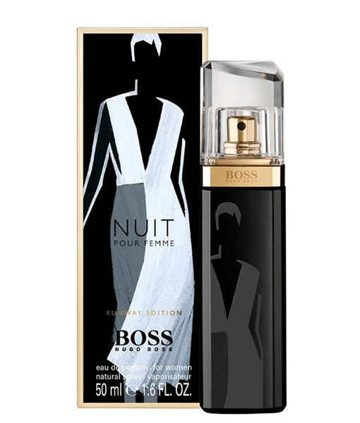 HUGO BOSS NUIT FEMME RUNWAY EDITION EDP FOR WOMEN