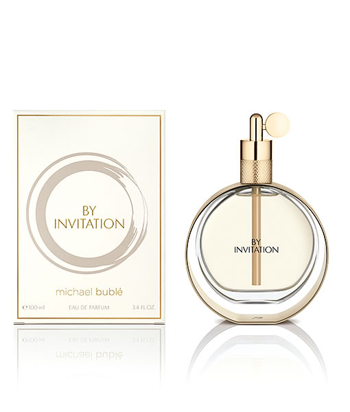 MICHAEL BUBLE BY INVITATION EDP FOR WOMEN