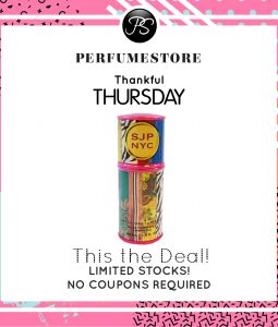 SARAH JESSICA PARKER NYC EDT FOR WOMEN 100ML [THANKFUL THURSDAY SPECIAL]