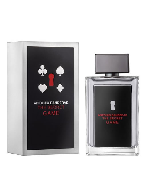 86fd5fe7b ANTONIO BANDERAS THE SECRET GAME EDT FOR MEN PerfumeStore Singapore