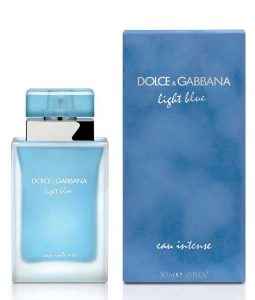 DOLCE & GABBANA D&G LIGHT BLUE EAU INTENSE EDP FOR WOMEN