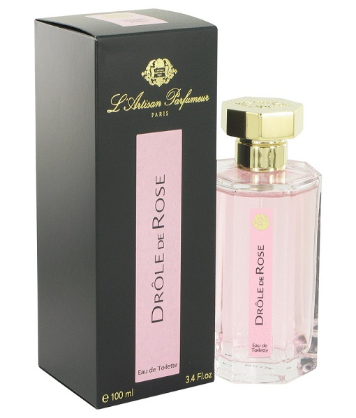 L'ARTISAN PARFUMEUR DROLE DE ROSE EDT FOR WOMEN