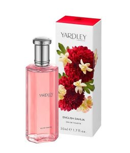 YARDLEY ENGLISH DAHLIA EDT FOR WOMEN
