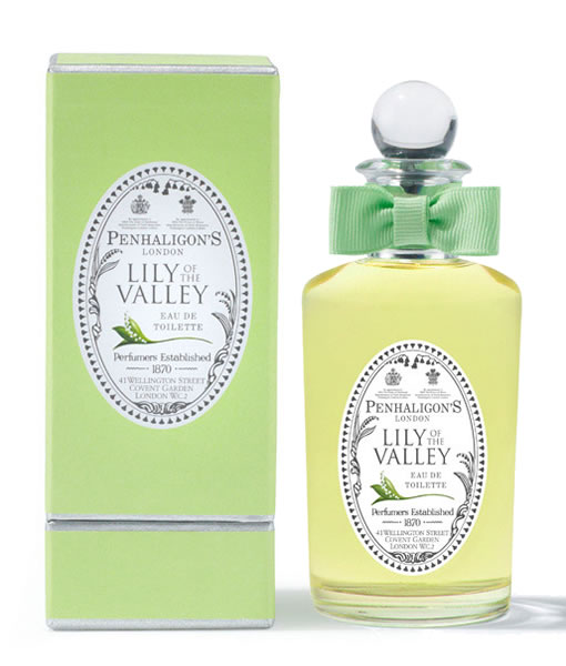 PENHALIGON'S LILY OF THE VALLEY EDT FOR WOMEN