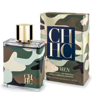 CAROLINA HERRERA CH AFRICA LIMITED EDITION EDT FOR MEN
