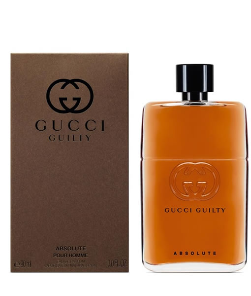 GUCCI ABSOLUTE POUR HOMME EDP FOR MEN