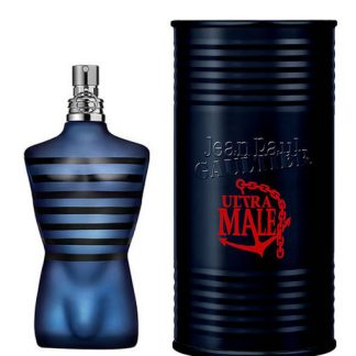 JEAN PAUL GAULTIER JPG ULTRA MALE INTENSE EDT FOR MEN
