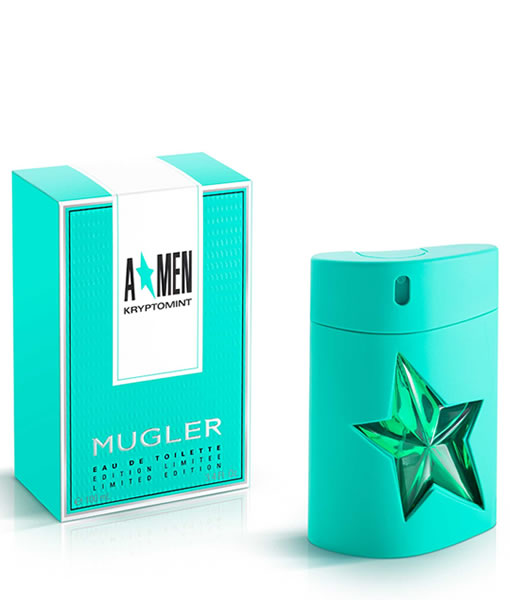 THIERRY MUGLER A MEN KRYPTOMINT LIMITED EDITION EDT FOR MEN