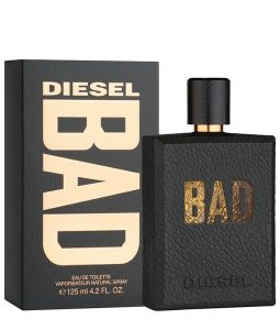 DIESEL BAD EDT FOR MEN