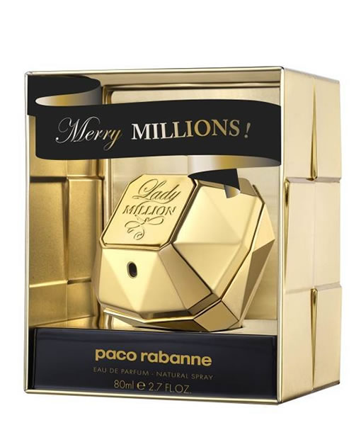 PACO RABANNE MERRY MILLION EDP FOR WOMEN