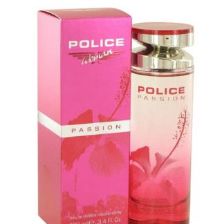 POLICE WOMAN PASSION EDT FOR WOMEN