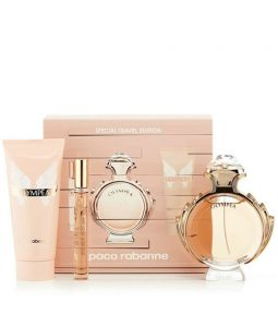 PACO RABANNE OLYMPEA TRAVEL EDITION GIFT SET FOR WOMEN