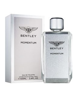 BENTLEY MOMENTUM EDT FOR MEN