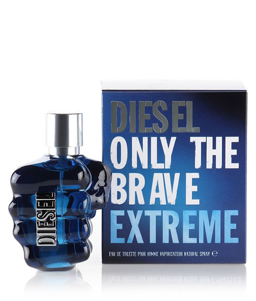 DIESEL ONLY THE BRAVE EXTREME EDT FOR MEN